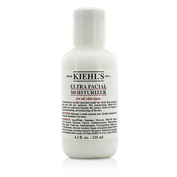 Ultra Facial Moisturizer - For All Skin Types (125ml/4.2oz)