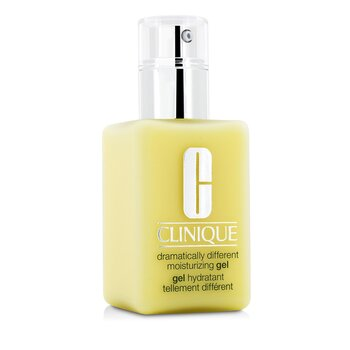 Dramatically Different Moisturising Gel - Combination Oily to Oily (With Pump) (125ml/4.2oz)