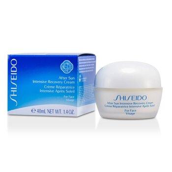 Shiseido Интенсивный Восстанавливающий Крем После Загара ( для Лица ) 40ml/1.4oz