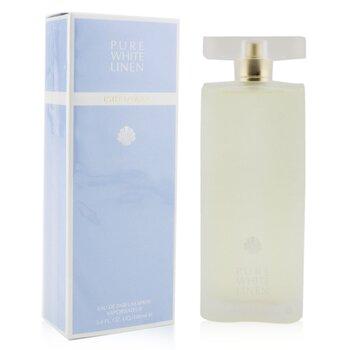 Pure White Linen Eau De Parfum Spray (100ml/3.4oz)