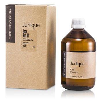 Jurlique Чистое Розовое Масло для Тела (Салонный Размер) 500ml/17oz