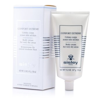 Botanical Confort Extreme Body Cream (For Very Dry Areas) (150ml/5.2oz)