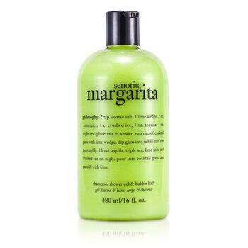 Senorita Margarita Shampoo, Bath & Shower Gel (473.1ml/16oz)