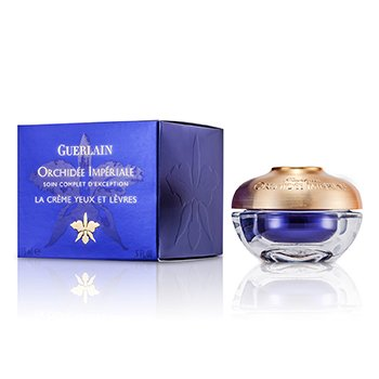 Guerlain Orchidee Imperiale Exceptional Complete Care Крем для Губ и Глаз 15ml/0.5oz