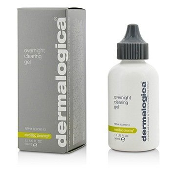 MediBac Clearing Overnight Clearing Gel (50ml/1.7oz)