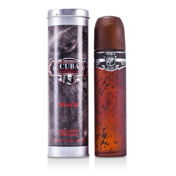 Cuba Black Eau De Toilette Spray (100ml/3.4oz)