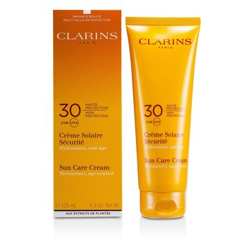 Sun Care Cream High Protection SPF30 (For Sun-Sensitive Skin) (125ml/4.4oz)