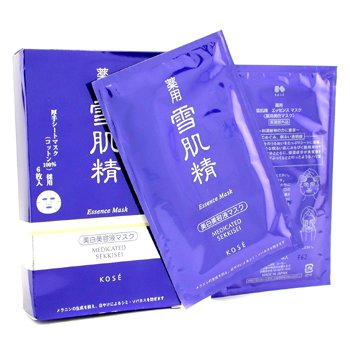 Medicated Sekkisei Essence Mask (6x24ml)