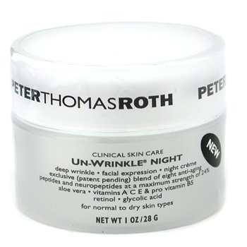 Un-Wrinkle Night Cream (28g/1oz)