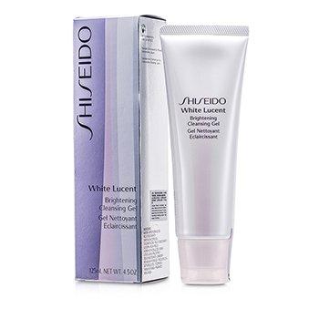 Shiseido White Lucent Осветляющий Очищающий Гель 4.5oz