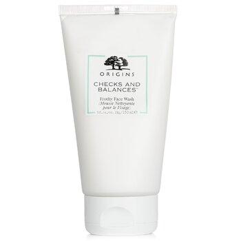 Checks & Balances Frothy Face Wash (150ml/5oz)