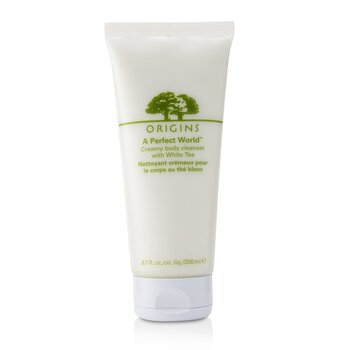 A Perfect World Creamy Body Cleanser with White Tea (200ml/6.7oz)