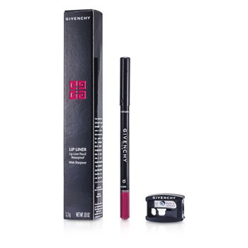 Givenchy Водостойкий контурный карандаш для губ (с точилкой) - 10 Лип Роуз 1.1g/0.03oz