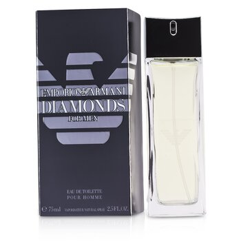 Emporio Armani Diamonds Eau De Toilette Spray (75ml/2.5oz)