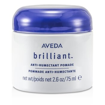Brilliant Anti-Humectant Pomade (75ml/2.6oz)