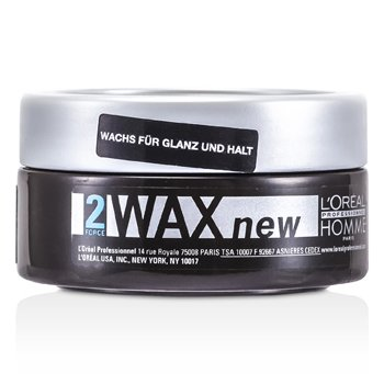 Professionnel Homme Wax (Shine and Definition Wax, No Greasy Effet) (50ml/1.7oz)