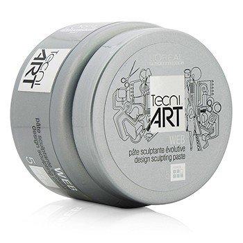 LOreal Professionnel Tecni.Art A Head Web - Моделирующая Паста для Укладки 150ml/5oz
