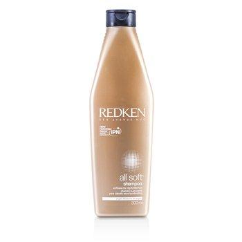 Redken All Soft Шампунь (для Сухих/Ломких Волос) 300мл./10.1унц.