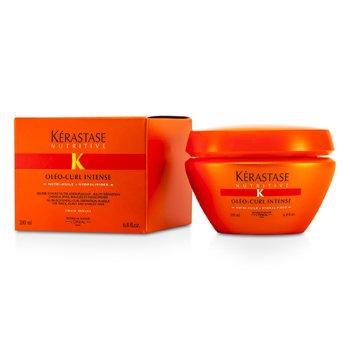 Kerastase Nutritive Oleo-Curl Интенсивная Увлажняющая и Смягчающая Маска (для Густых, Вьющихся и Непослушных Волос) 200мл./6.8унц.