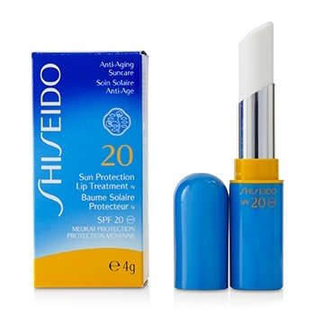 Shiseido Солнцезащитный Бальзам для Губ SPF 20 UVA 4g