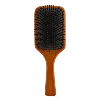 Wooden Paddle Brush (1pc)