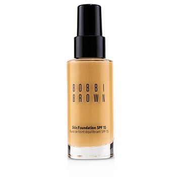 Bobbi Brown 芭比波朗 自然輕透粉底液 SPF 15 - # 4.5 Warm Natural 30ml/1oz - 粉底及蜜粉