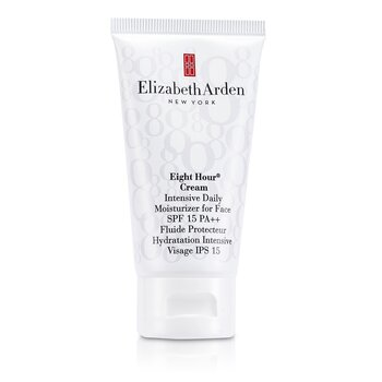 Eight Hour Cream Intensive Daily Moisturizer for Face SPF15 (49g/1.7oz)