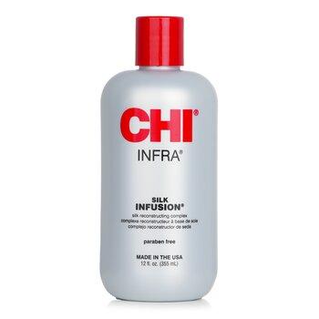 CHI Silk Infusion Восстанавливающий Комплекс с Шелком 300ml/12oz