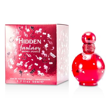 Britney Spears Hidden Fantasy EDP Spray 50ml/1.7oz women