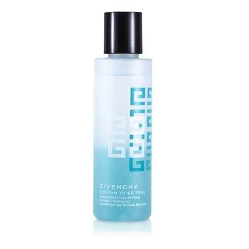 Givenchy 2 Clean To Be True Двухфазное Средство для Снятия Интенсивного и Водостойкого Макияжа 120ml/4oz