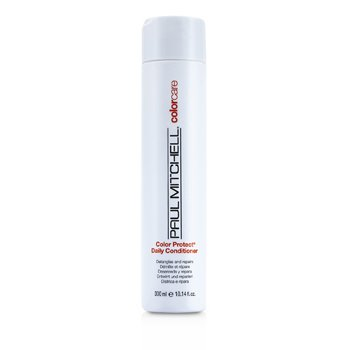 Color Care Color Protect Daily Conditioner (Detangles and Repairs) (300ml/10.14oz)