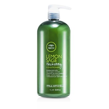 Tea Tree Lemon Sage Thickening Conditioner (Energizing Body Builder) (1000ml/33.8oz)