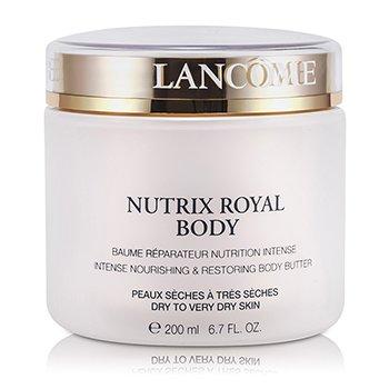 Lancome Nutrix Royal Интенсивное Питательное и Восстанавливающее Масло для Тела (для Очень Сухой Кожи) 200ml/6.7oz
