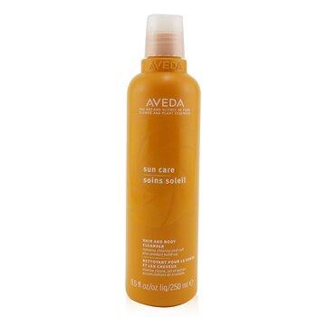 Aveda Sun Care Очищающее Средство для Волос и Тела 250ml/8.5oz