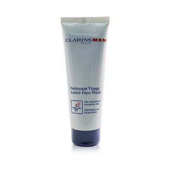 Men Active Face Wash (125ml/4.4oz)