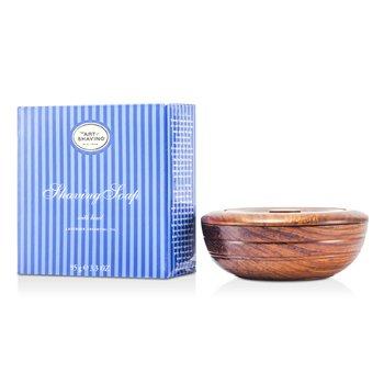 The Art Of Shaving Мыло для Бритья с Чашей - с Эфирным Маслом Лаванды (для Чувствительной Кожи) 95g/3.4oz