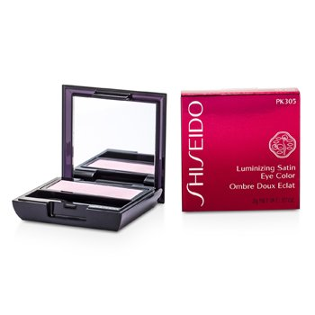 Shiseido Luminizing Satin Eye Color - # PK305 Peony  2g/0.07oz