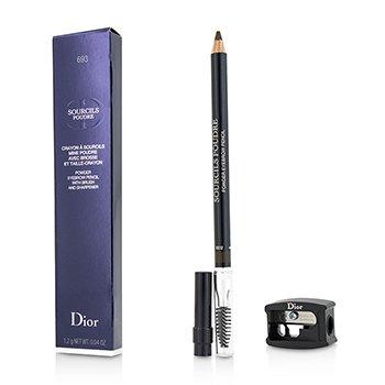 Christian Dior Пудра для Бровей - # 693 Темный Коричневый 1.2g/0.04oz