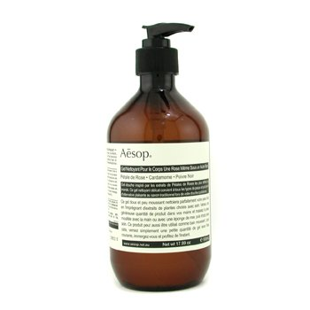 A Rose By Any Other Name Body Cleanser (500ml/17.99oz)