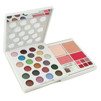 MakeUp Kit MK 0276 (22x Eyeshadow, 2x Blusher, 1x Compact Powder, 6x Lipgloss.....) (57.9g/1.9oz)
