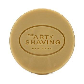 The Art Of Shaving Мыло для Бритья Запасной Блок - с Эфирным Маслом Сандалового Дерева (для Всех Типов Кожи) 95g/3.4oz