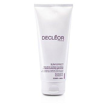 Decleor Slim Effect Контурный Гель Крем для Похудения (Салонный Продукт) 200ml/6.7oz