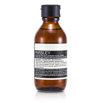 Parsley Seed Anti-Oxidant Facial Toner (100ml/3.6oz)