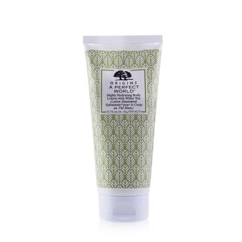 A Perfect World Highly Hydrating Body Lotion With White Tea (200ml/6.7oz)