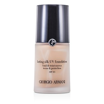 Giorgio Armani Lasting Silk UV Основа SPF 30 - # 5 Теплый Беж 30ml/1oz