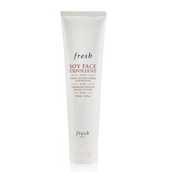Fresh 馥蕾詩 大豆臉部去角質 Soy Face Exfoliant 100ml/3.4oz - 去角質和煥膚