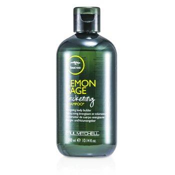 Paul Mitchell Tea Tree Lemon Sage Шампунь для Густоты Волос (Бодрящее Средство для Объема Волос) 300ml/10.14oz