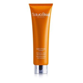 C+C Vitamin Scrub (Tube) (100ml/3.5oz)