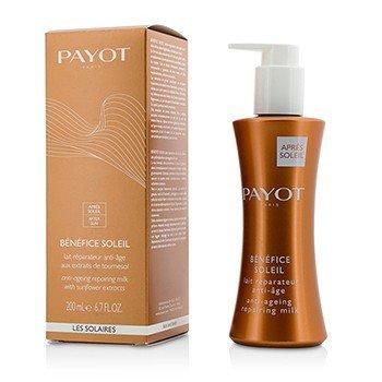 Payot Benefice Soleil Антивозрастное Восстанавливающее Молочко (для Лица и Тела) 200ml/6.7oz