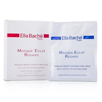 Ella Bache Разглаживающая Маска для Контура Глаз (Салонный Размер) 5packs